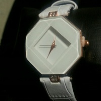 Ladies Trendy octagon Watch