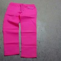 Young Miss, Hot pink or fluorescent pink pants, Size 12
