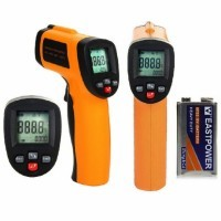 Digital LCD Non-Contact Infrared IR Thermometer Temperature -50℃ to 550℃