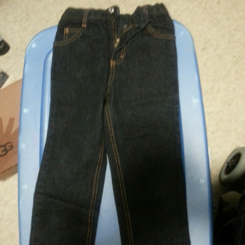 blue jeans for kids size 4 T