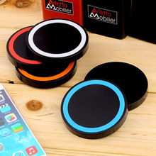 Universal Qi Wireless Power Charging Charger Pad For Mobile Phone for iPhone 6 Newest