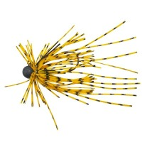 Rubber Jig Fishing Lure Tungsten Jig