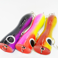 Popper Fishing Lure Saltwater GT Big Top water Boat Lure