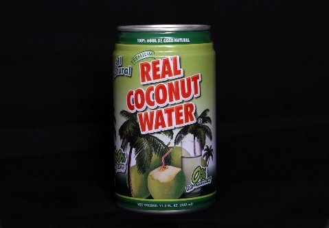 Real Coco - Premium 100% All Natural Coconut Water - 330ml can - 24 count