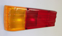 TURN TAIL LIGHT LENS ASSY AMBER (1591)