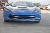 2014-2017 C7 Corvette Stingray - Polished Front Grille Factory Trim Ring