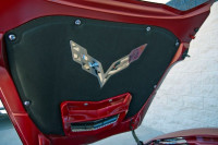 2014-2017 C7/Z51 Stingray Corvette - Hood Emblem