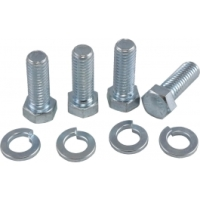 Corvette Crossmember To Differential Bolt Kit, Rear, 1963-1979