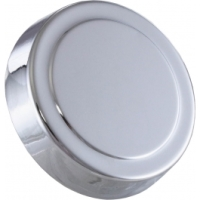 C4 C5 C6 Corvette Oil Filler Cap Cover, Chrome | Corvette 1988-2013
