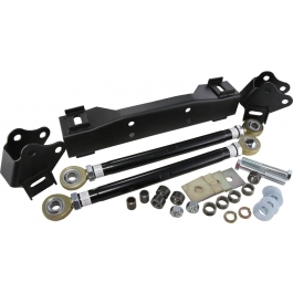 C3 Corvette Smart Struts & Performance Camber Rod Kit, With Racing Rod Ends, 1980-1982