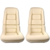 "C3 Corvette Seat Foam Set, With 2"" Bolster, 1979-1982"