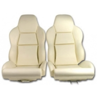 C4 Corvette Seat Foam Set, Standard, 1994-1996