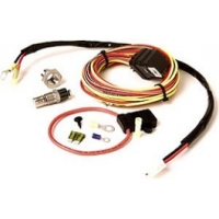Be Cool Electric Radiator Cooling Fan Wiring Harness Kit| 75021 Corvette 1961-1982