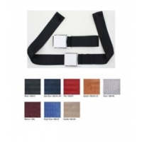 C1 Corvette Seat Belts, Factory Style, Replacement, 1956-1962