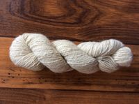 Alpaca/Wool Blend Natural White