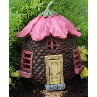 Pinus Fairy House