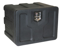 18x18x24 Black Poly Underbody Truck Box