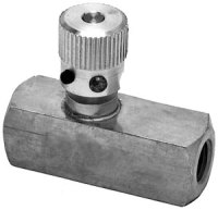 Steel Flow Control Valves NPT