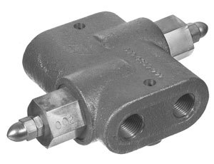 """Cross-Over Relief Valves 1/2"""" SAE"""