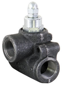 """In-Line Relief Valves 1"""" NPT 50GPM"""