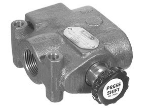 "Two Position Selector Valve-1"" NPT"