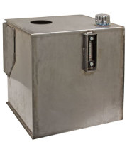 30 Gallon Stainless Steel Hydraulic Reservoir