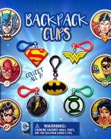 DC Backpack Clips