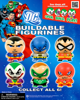 DC Buildable Figurines