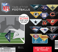 NFL Tabletop Footballs