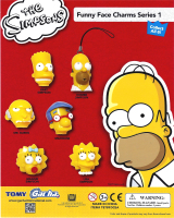 The Simpsons Funny Face