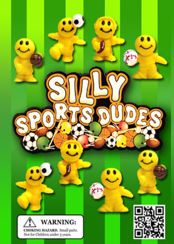 Silly Sports Dudes