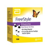 FreeStyle InsuLinx Test Strips 100 Count
