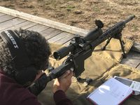 Compton 1 day Precision Rifle Saturday May 2nd