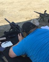 Compton 1 day Precision Rifle Friday May 1st