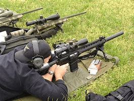 3 Day LE Precision Rifle class Feb 26-28