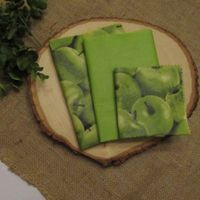 Reusable Food Wrap Set