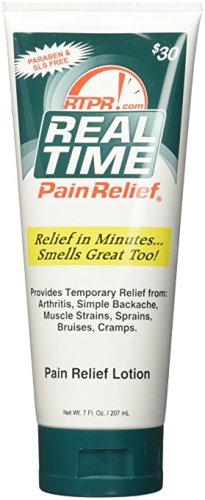 Real Time Pain Relief Pain Cream, 7 Ounce Tube