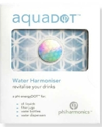 aquaDOT  revitalizes water