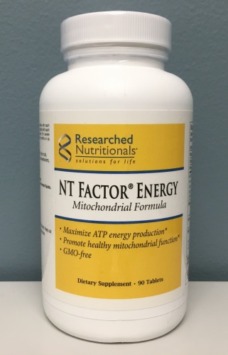 NT Factor Energy™ (GMO-free) - 90 tablets