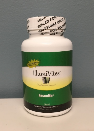 RescuMe - 90 sublingual tabs