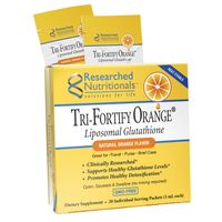 Tri-Fortify Orange® 20 Pack (Heat Stable & GMO-Free)