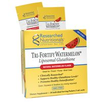 Tri-Fortify Watermelon® 20 Pack (Heat Stable & GMO-Free)