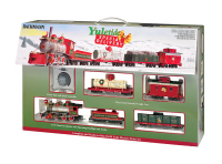Bachmann 25022 On30 Yuletide Special Delivery