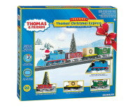 Bachmann 721 HO Scale Thomas  Christmas Express Train Set