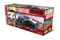 Auto World Legends of the Quarter Mile 13' Drag Race Set HO Scale