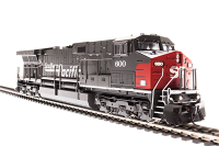 3430 GE AC6000, SP #600, Bloody Nose Scheme, Paragon3 Sound/DC/DCC, N (NP)