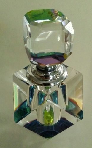 Crystal Perfume Keepsake