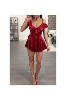 Velvet Sling Cute Little Winter Dress