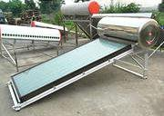 40 Gallons Flat Panel Solar Hot Water Heater