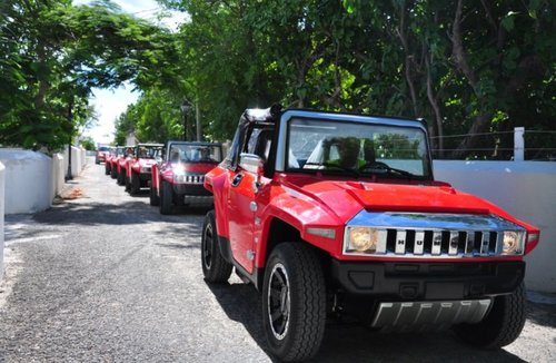 HUMMER-HX™ T Model-Red
